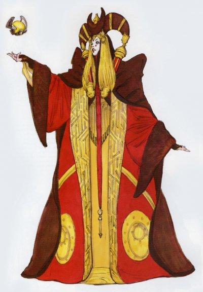 la princesse Amygdale